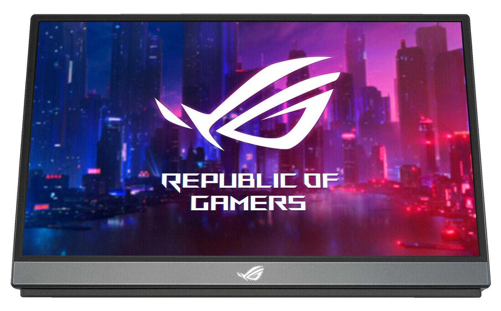 ASUS ROG Strix XG17AHPE Full-HD Portable Monitor