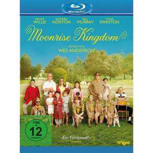 [Bluray-Geheimtipp] Moonrise Kingdom bei Amazon für 8,97