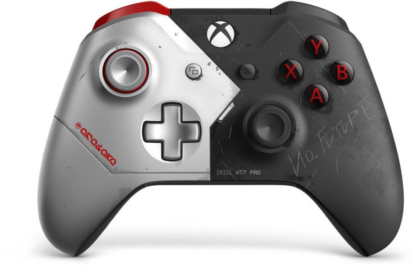 Microsoft Xbox Wireless Controller Cyberpunk 2077 Limited Edition für 62,99€ (eBay)