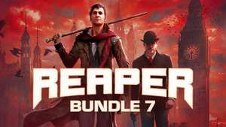 Reaper Bundle 7 mit 10 Steam Keys für 4,09€ (Fanatical)