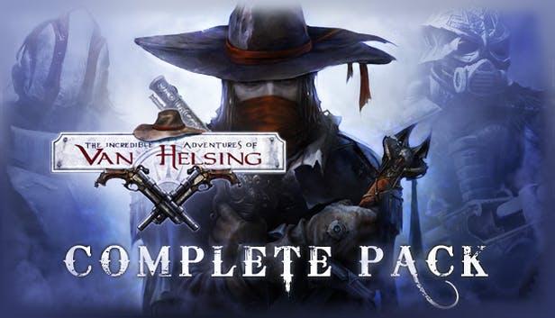 The Incredible Adventures of Van Helsing - Complete Pack (Steam) für 1,99€ im Steam Store