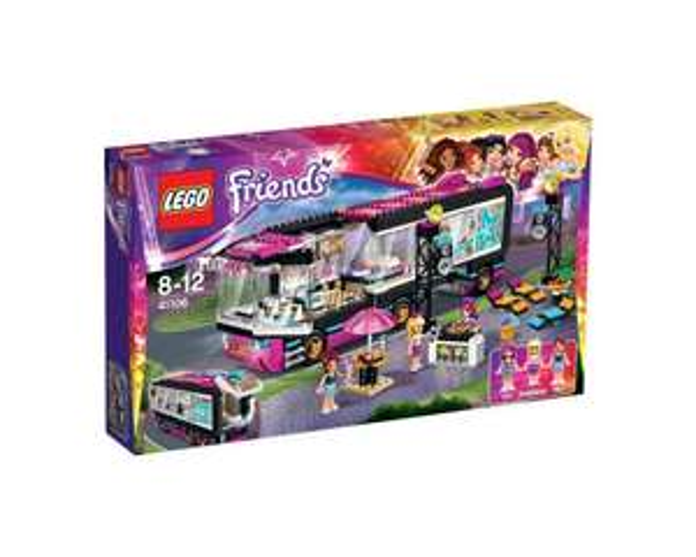 LEGO® Friends 41106 Popstar Tourbus