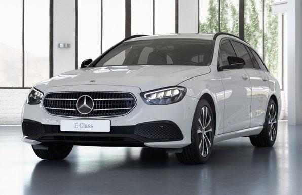 Menschen mit Behinderung: Mercedes-Benz E 300e T / 333 PS im Privatleasing für 339€ monatlich (eff. 357€) - LF: 0,52