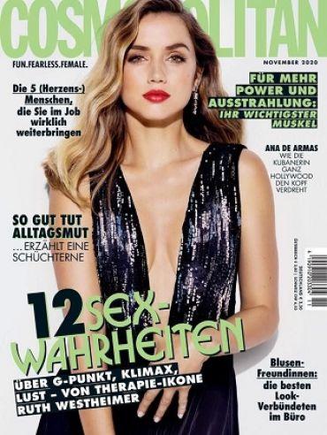Cosmopolitan (12 Ausgaben Print) für 7,90 € // keine Kündigung notwendig - das Abo endet automatisch