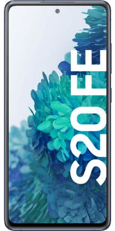 Samsung Galaxy S20 FE 4G im 1&1 Vertrag (1 GB LTE 21,6 MBit/s) + 100 € Cashback