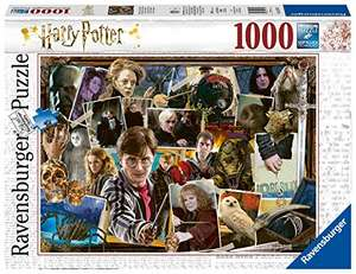 Harry Potter 1000 Teile Puzzle von Ravensburger 15170 (Amazon Prime)