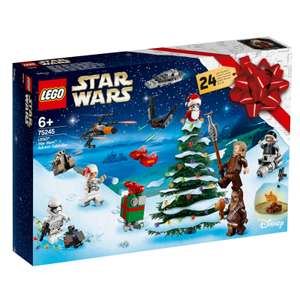 LEGO Star Wars Adventskalender 2019 | & LEGO City Adventskalender für 15,99€