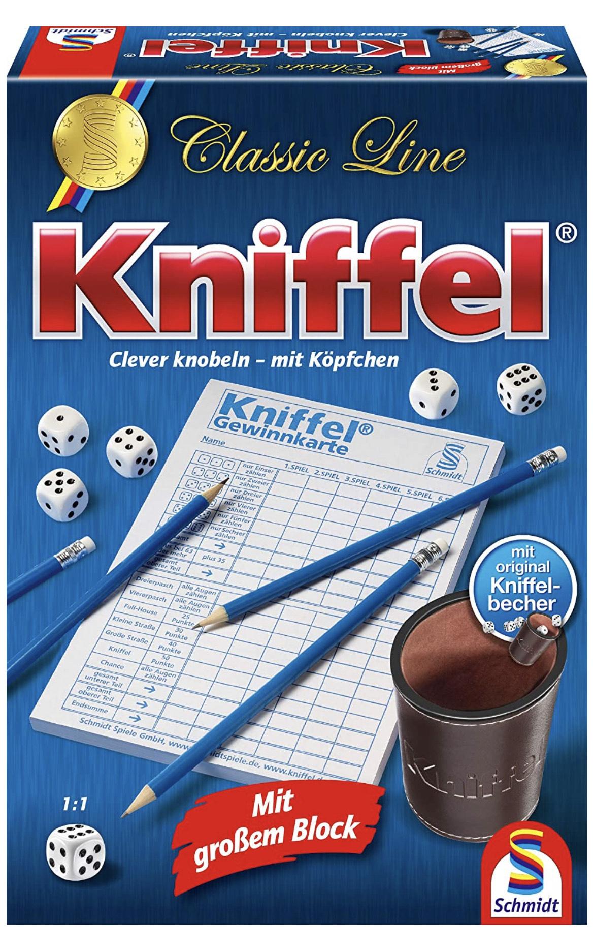 Kniffel Classic