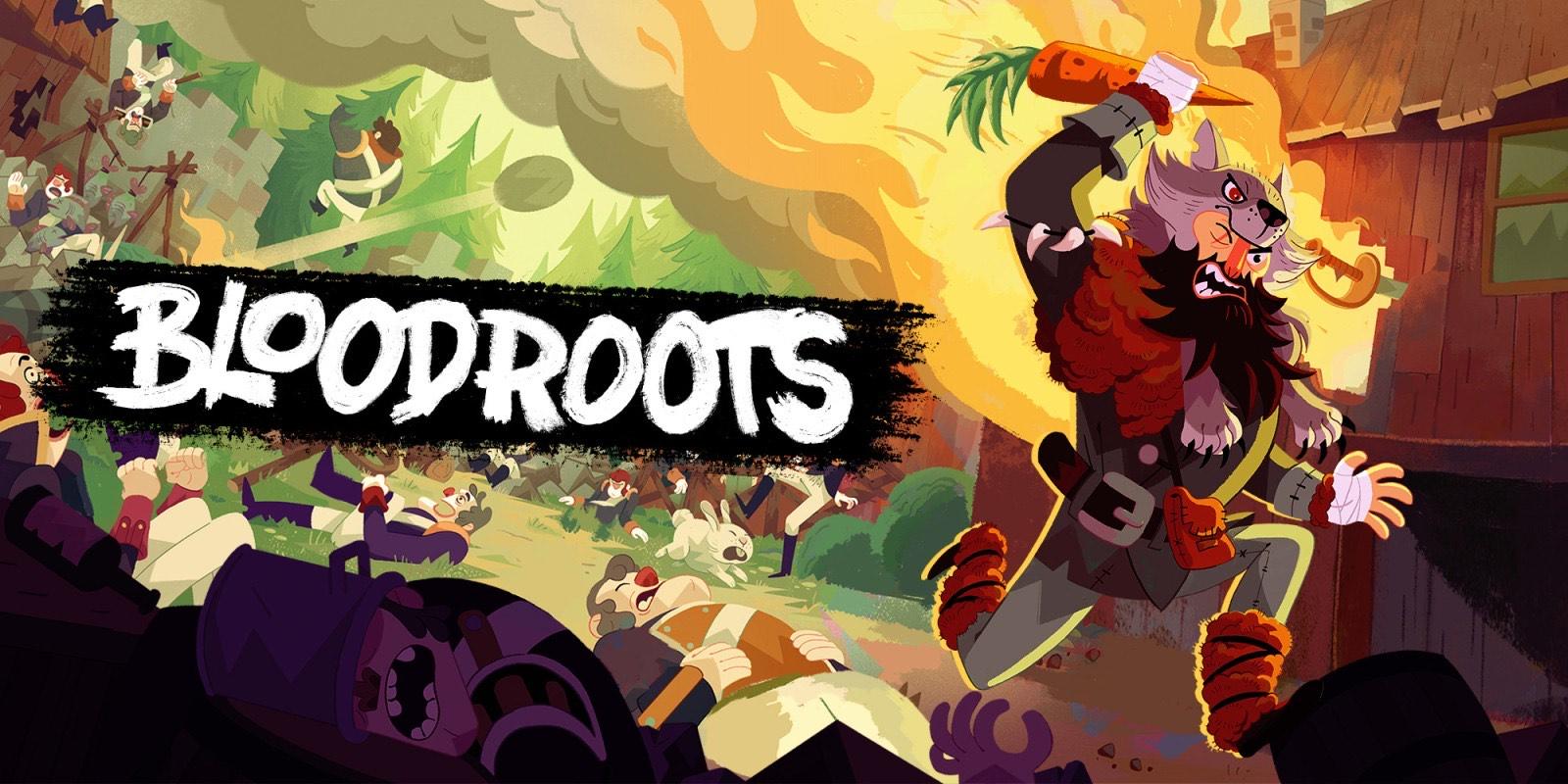 Bloodroots Nintendo Switch (Mexiko eShop)