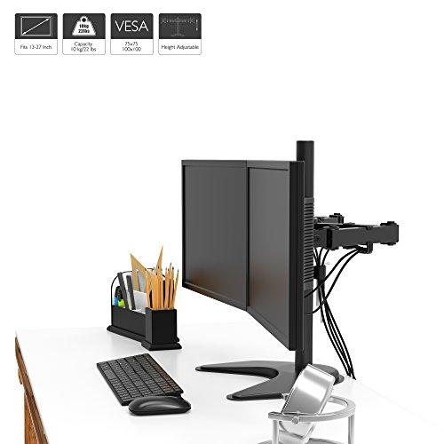 [Prime] Dual Monitor Halterung - der beste Weg zum aufgeräumten Schreibtisch