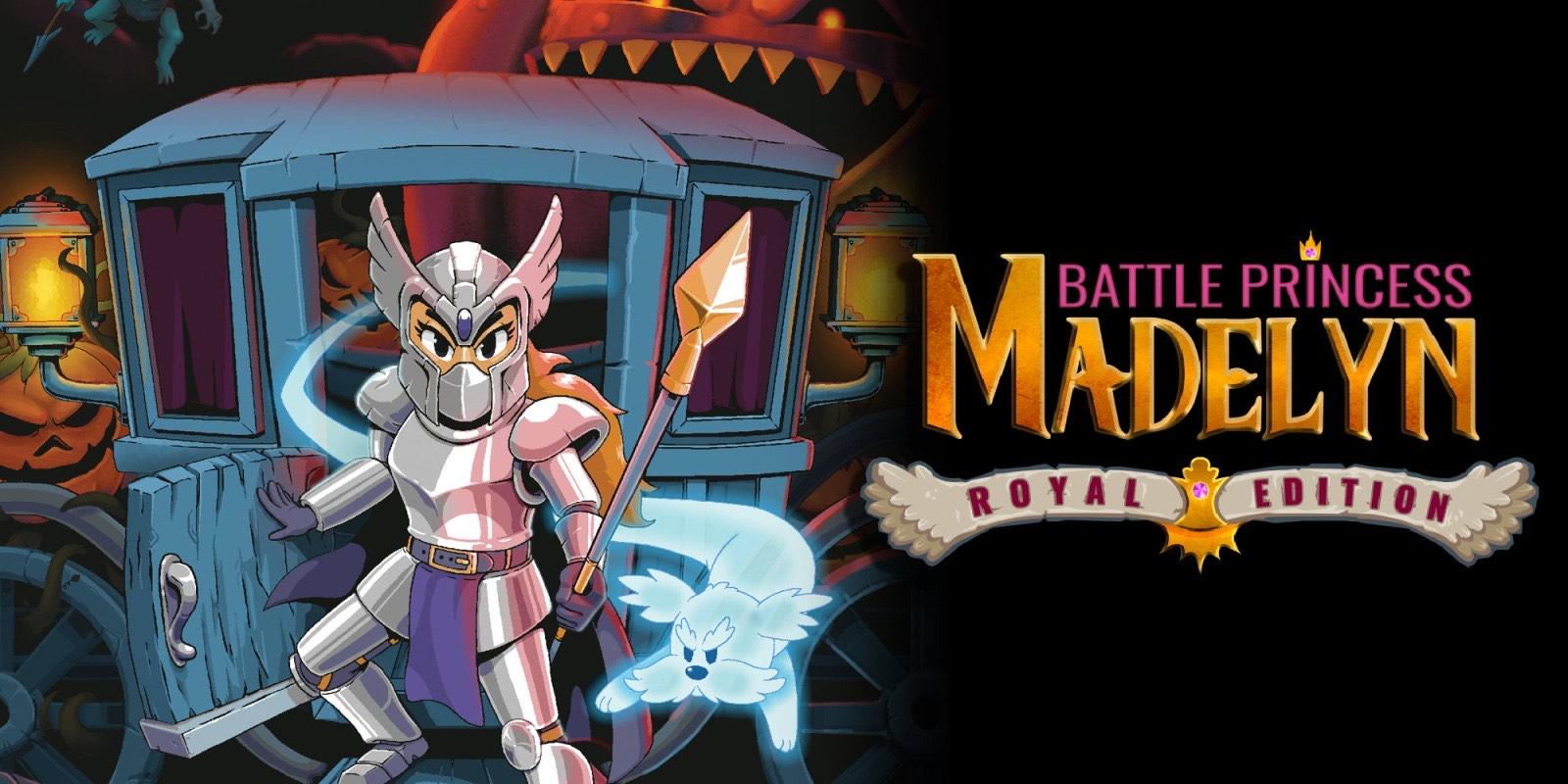 Battle Princess Madelyn Royal Edition Nintendo Switch eShop