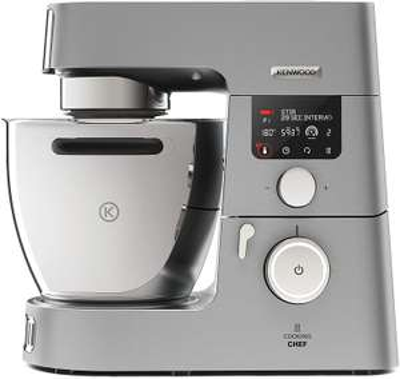 Kenwood KCC9040S + KAM573 Küchenmaschine