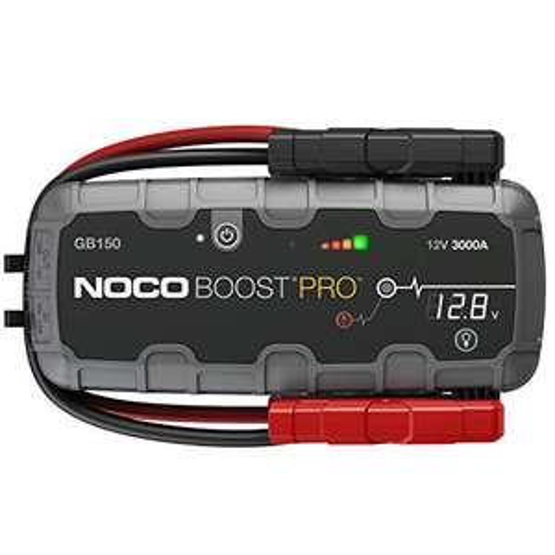 KFZ Starthilfe / Power Pack / NOCO Boost HD GB150 3000 Ampere 12 Volt