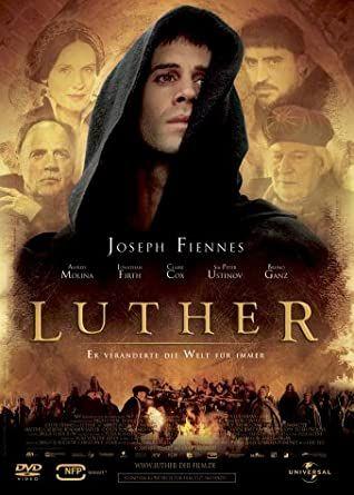 Luther (HD) mit J. Fiennes, Bruno Ganz und Sir Peter Ustinov - kostenlos im Stream oder zum Download