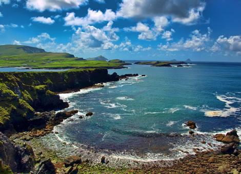 Reise: Langes Wochenende 3 Nächte Killarney - Ring of Kerry - Irland ab Hahn (Flug, Mietwagen, gutes 3* Hotel) 119,- € p.P.