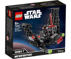LEGO Star Wars - Kylo Rens Shuttle Microfighter (75264) [Thalia KultClub]