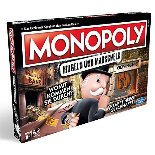 Hasbro Monopoly Mogeln und Mauscheln für 13,60€ bei galaxus.de (unter 30€ +3€) oder Amazon Prime