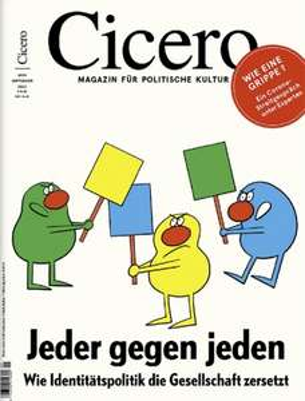 Cicero 1 Jahresabo (12 Ausgaben Print) für nur 24,95 Euro.
