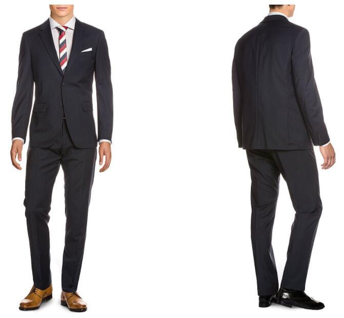 [Brands4Friends] Tommy Hilfiger - Anzug, Schurwolle, Tailored Fit