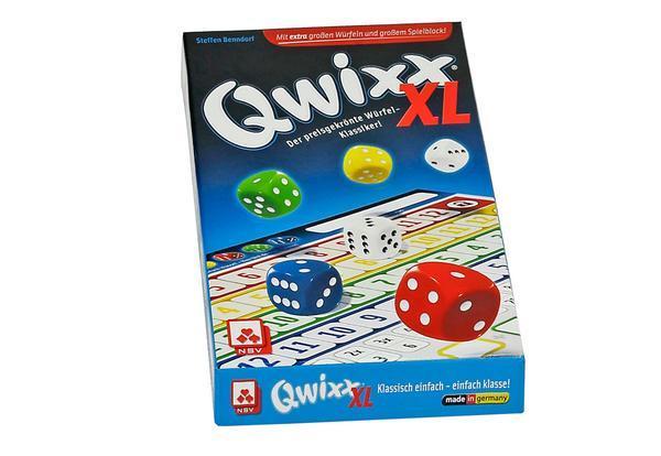 [Thalia Club] NSV - 4022 - QWIXX XL - Würfelspiel