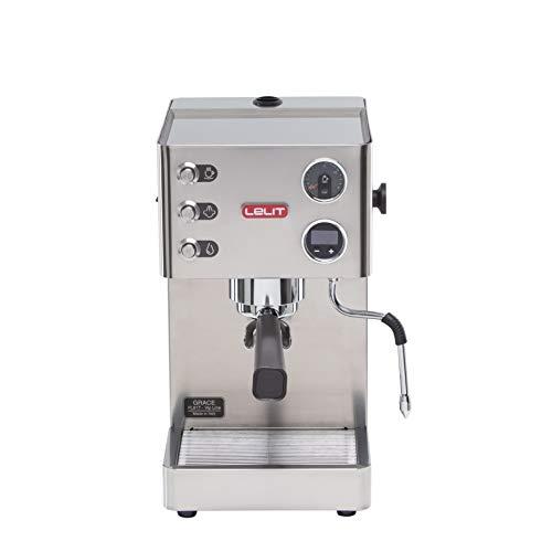 Siebträgermaschine (Lelit PL81T) + Mühle (Anfim Best Espresso)
