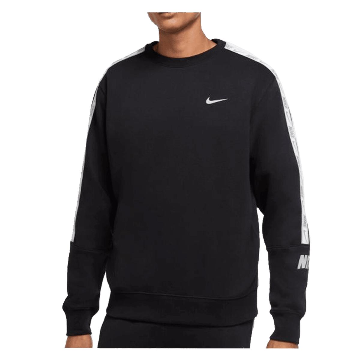Nike Sweater Sportswear Repeat Fleece Crew BB in 3 Farben (Größen S bis XXL)