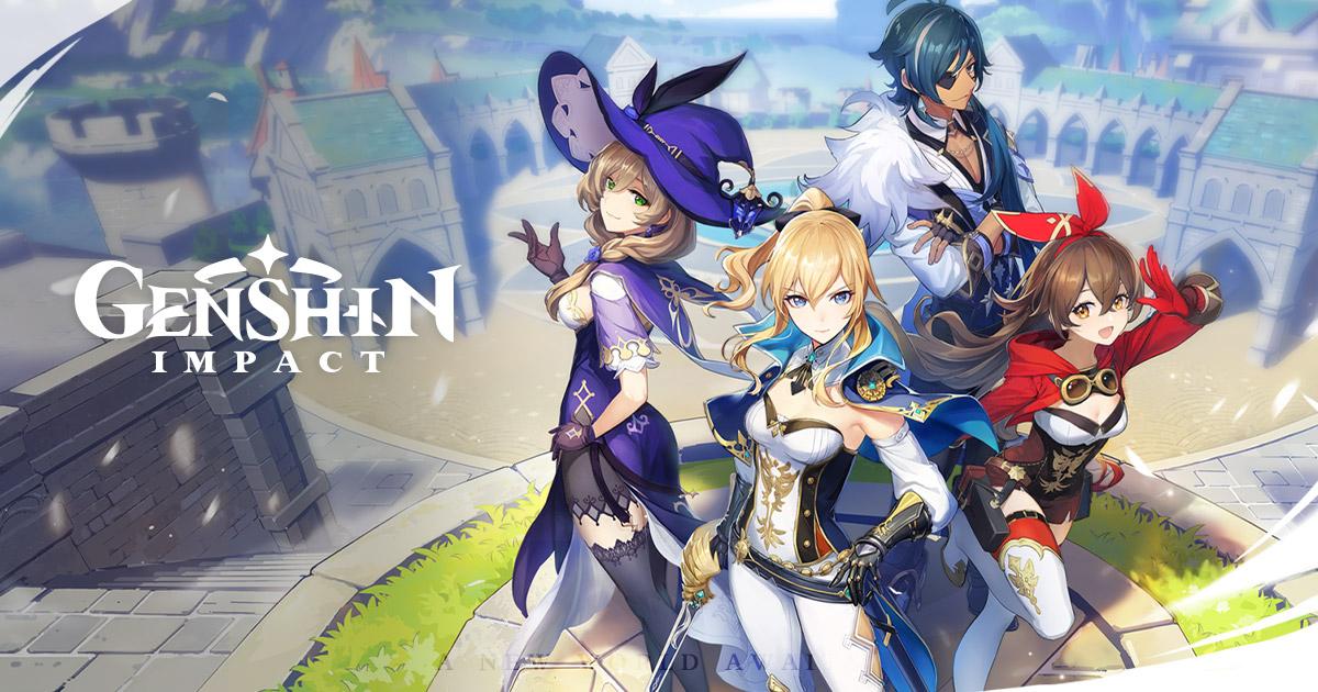 Genshin Impact - Neuer Promo Code