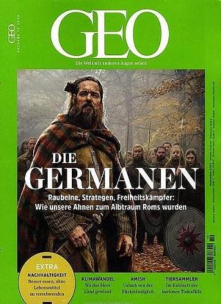 GEO Abo (6 Monate) mit 40€ Best Choice oder 35€ Scheck für 52,80€