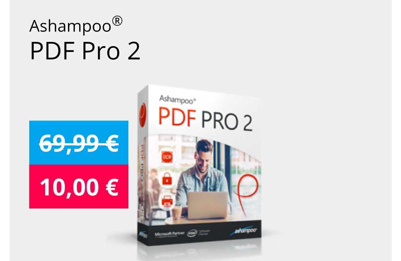 Ausgewählte Ashampoo Software 10€ 48h