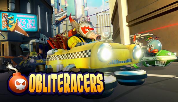 Obliteracers (Mario Kart Alternative PC?)