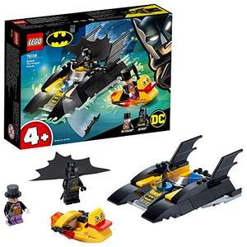 LEGO 76158 DC Super Heroes Verfolgung des Pinguins (Batman) Prime