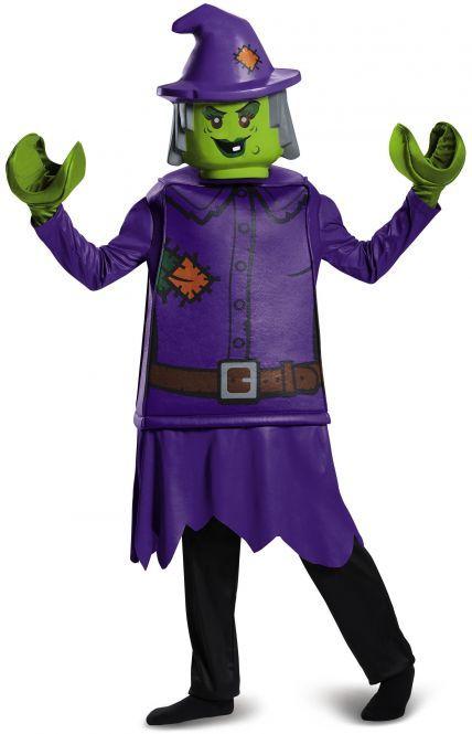 LEGO Kostüm, Hexe, Kinder, Größe S und M, Code 666932, kostenlose Filiallieferung Rofu ansonsten 4,95€ Versand