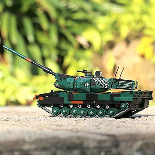 [Klemmbausteine] 8 Panzer Leopard 2A6 ODER Schützenpanzer Puma (Xingbao?) @ MODBRIX