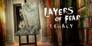 Layers of Fear: Legacy (Nintendo Switch) für 3,99€
