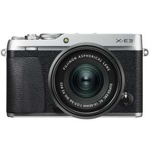 Fujifilm X-E3 inkl. XC15-45mm (APS-C, 24,3MP)