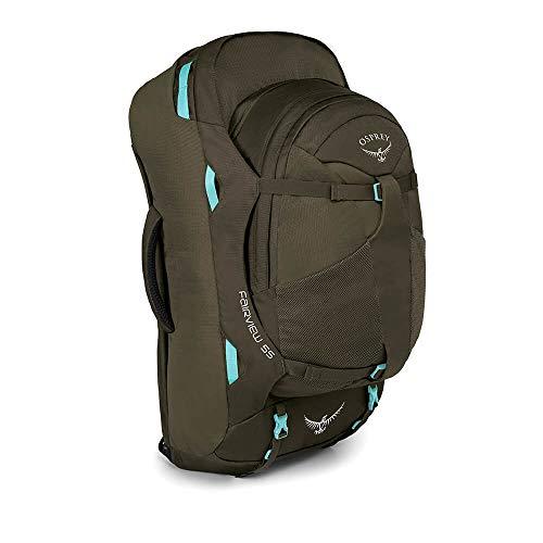(Amazon) Osprey Damen Fairview 55 Travel Pack (Damen-) Rucksack inkl. Daypack