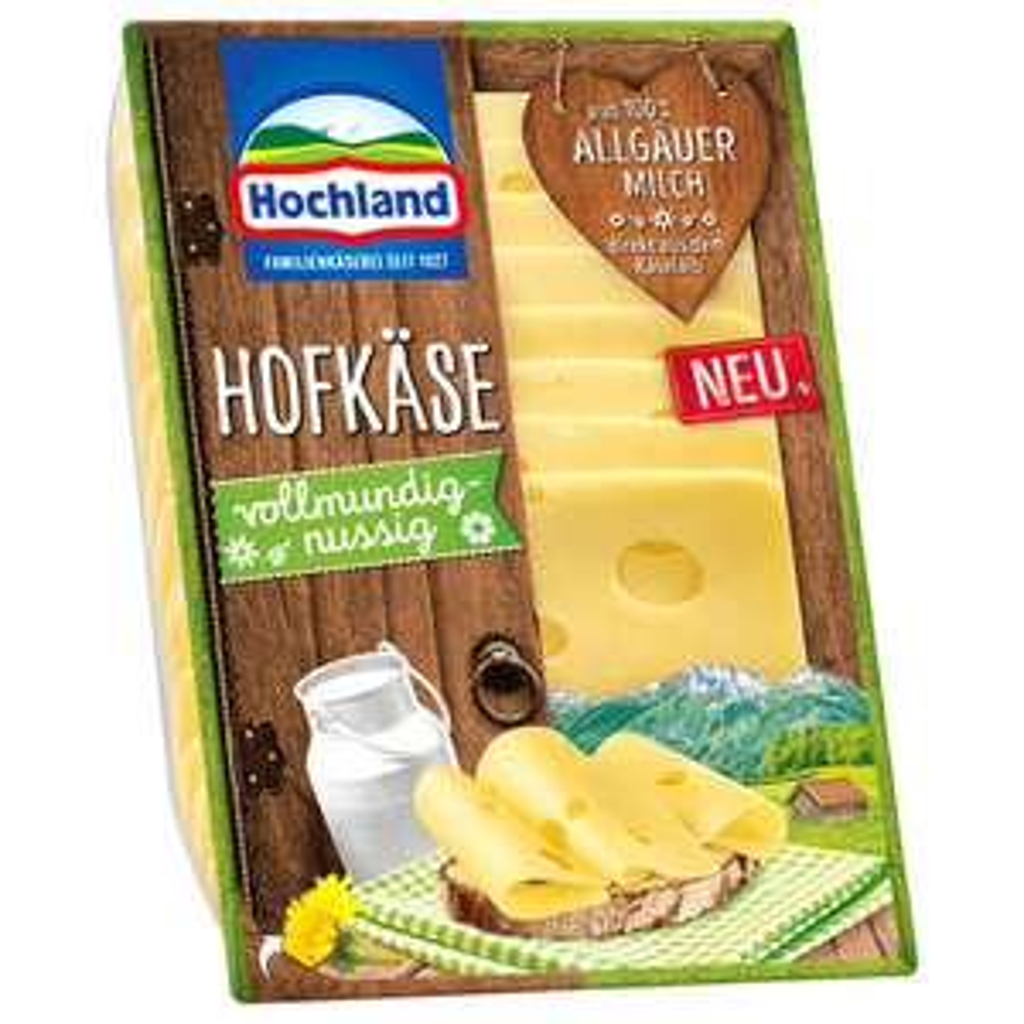 [Kaufland] Hochland Hofkäse + Sofort-Rabatt