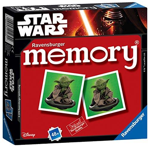 [prime] Ravensburger Star Wars Classic Mini Memory für 8,05€