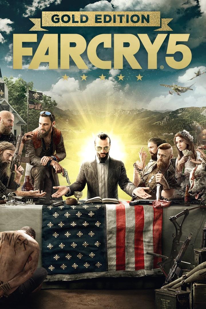 [amazon.de] Far Cry 5 PC Code - Uplay: Gold Edition 17,99€ oder Standard 11,99€