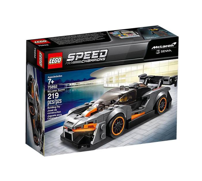 LEGO Speed Champion McLaren 75892 bei Rossmann