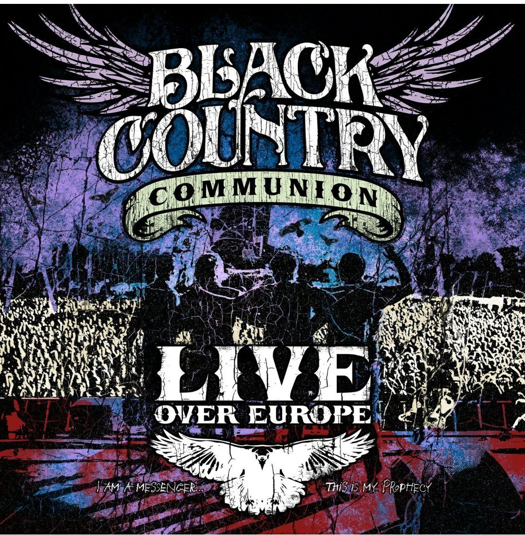 Black Country Communion - Live Over Europe (2 LP Vinyl)