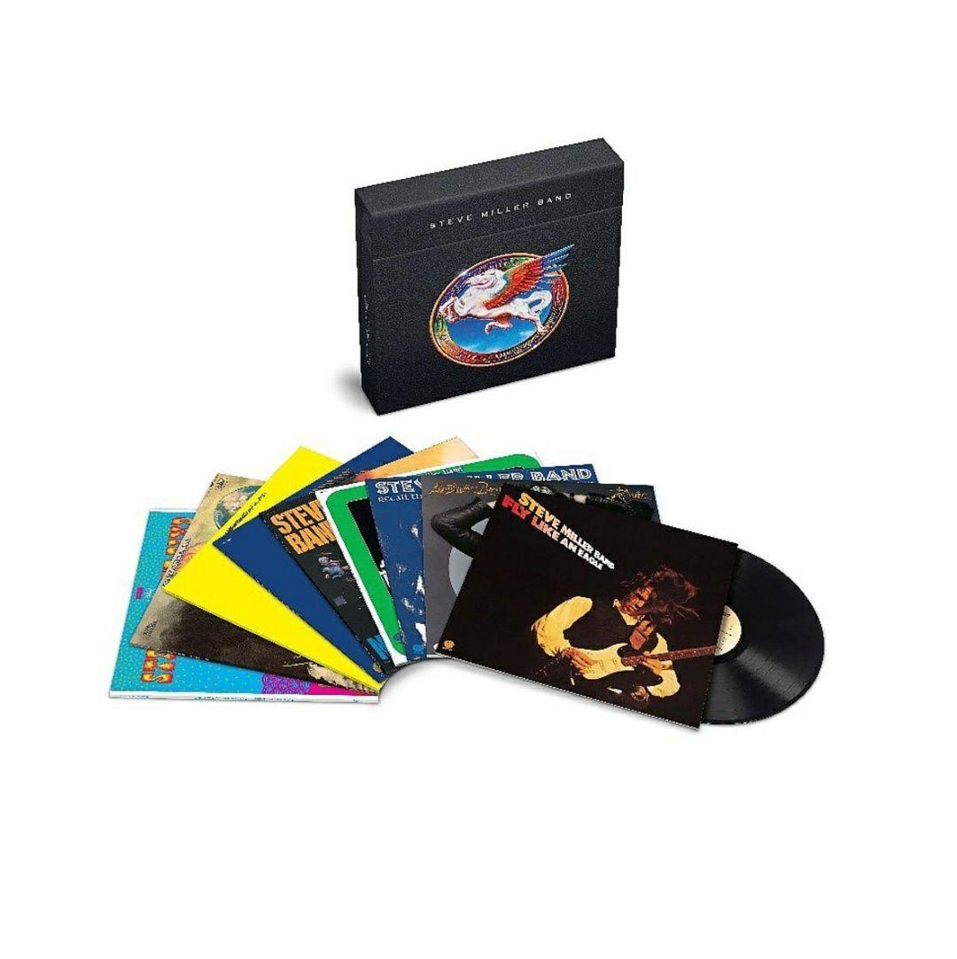 Steve Miller Band - Vinyl Box Set (Limited 9LP Set) - (Vinyl)