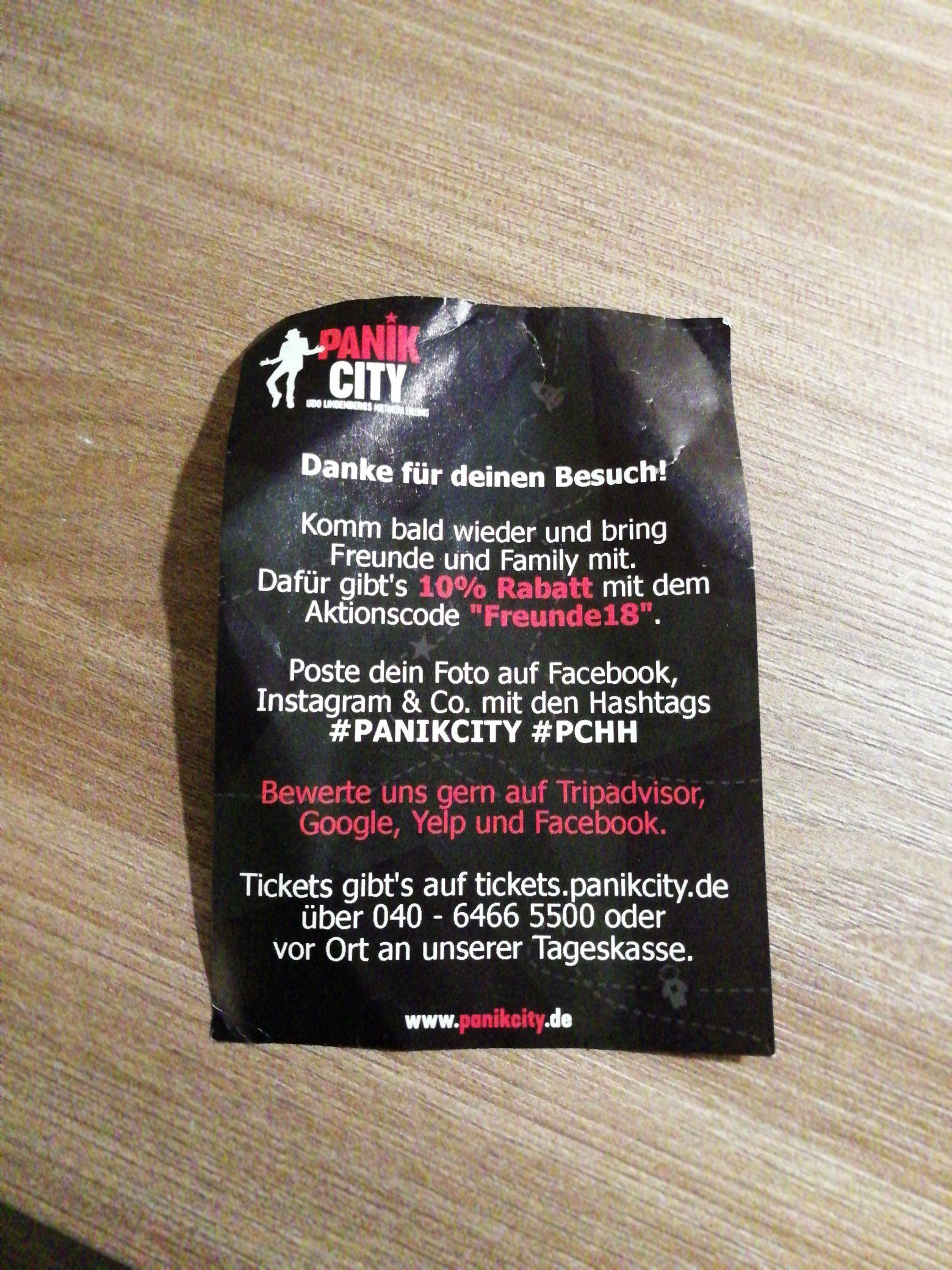 Panik City Udo Lindenberg Multimedia Show