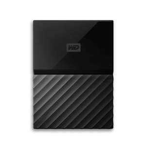 "WD My Passport - Gaming Storage (4TB HDD, 2,5"") für 88,99€"