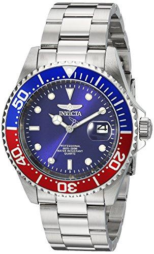 Invicta 24946 Pro Diver Unisex Uhr Edelstahl Quarz 40 mm / kleiner Sammeldeal
