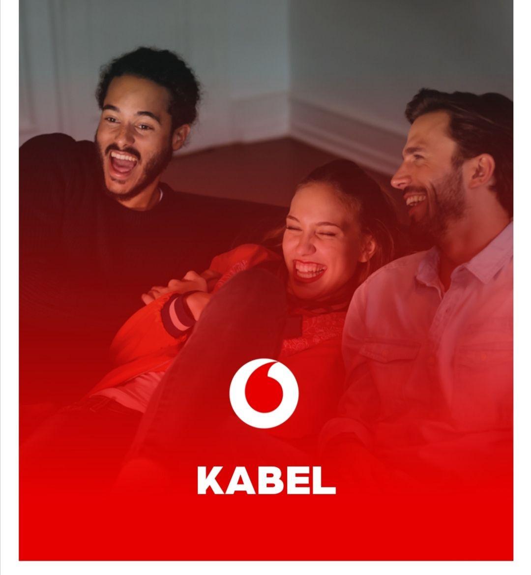 Vodafone Cable 50Mbit(24 Monate)