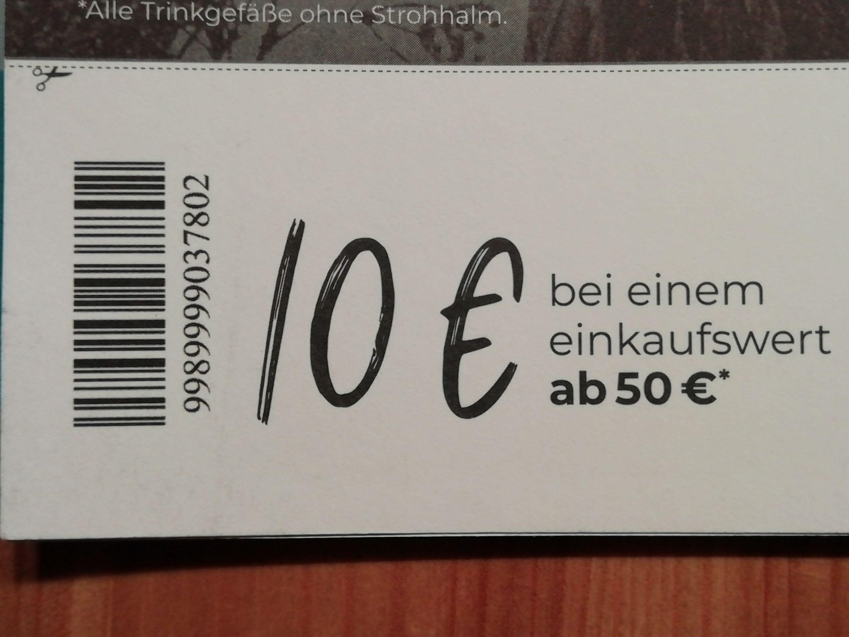 DEPOT 10€ Gutschein ab 50€