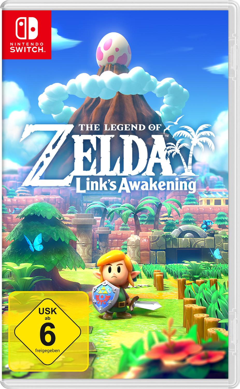 The Legend of Zelda - Link's Awakening (Nintendo Switch) [Amazon & Müller]