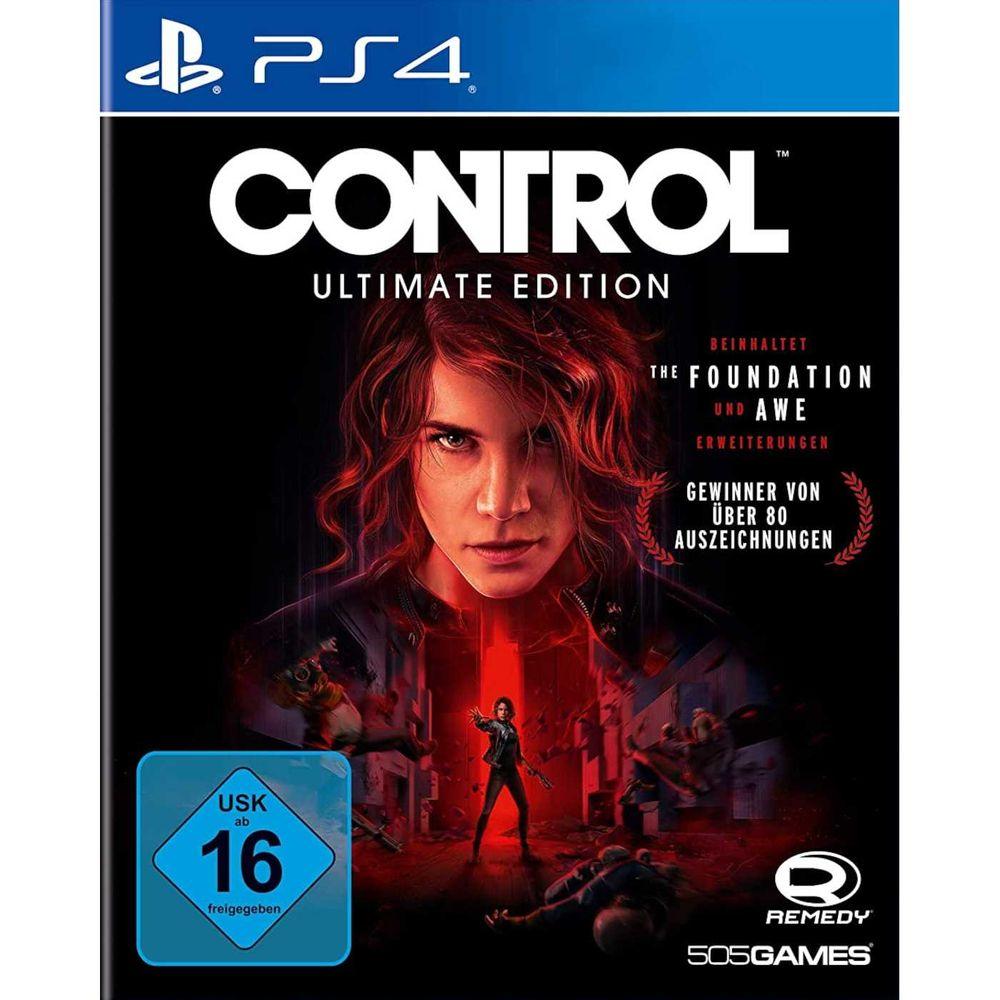 Control: Ultimate Edition (kostenloses Next Gen Upgrade) [Amazon] [PS4/Xbox]