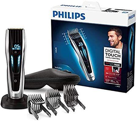 Philips HC9450/20 Haarschneider mit motorisierten 400 Längeneinstellungen und digitaler Touch-Steuerung @amazon prime